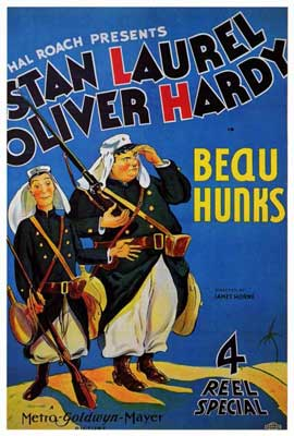 Beau Hunks - 27 x 40 Movie Poster - Style A