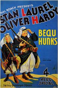Beau Hunks - 43 x 62 Movie Poster - Bus Shelter Style A