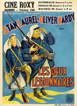 Beau Hunks - 11 x 17 Movie Poster - French Style A