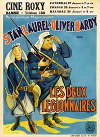 Beau Hunks - 27 x 40 Movie Poster - French Style A