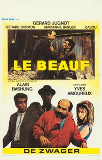 Beauf, Le - 11 x 17 Movie Poster - Belgian Style A