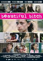 Beautiful Bitch - 11 x 17 Movie Poster - German Style B