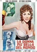 Beautiful But Dangerous - 11 x 17 Movie Poster - Italian Style A