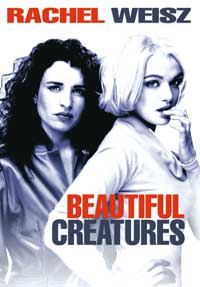 Beautiful Creatures - 27 x 40 Movie Poster - Danish Style A