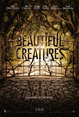 Beautiful Creatures - DS 1 Sheet Movie Poster - Style A