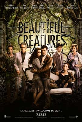 Beautiful Creatures - DS 1 Sheet Movie Poster - Style B
