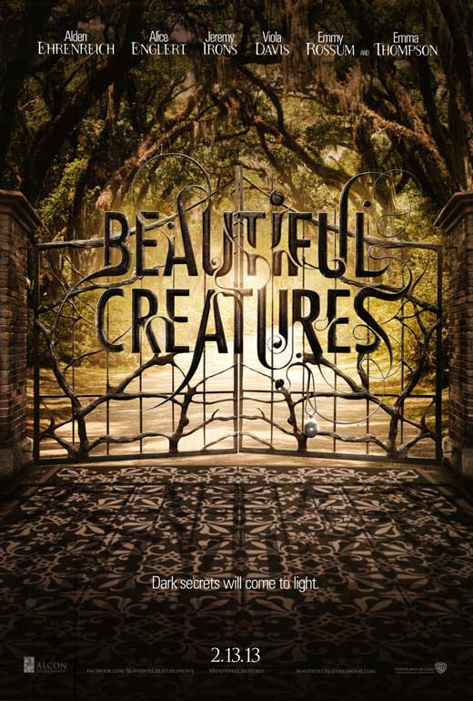 Beautiful Creatures Movie Posters From Movie Poster Shop
