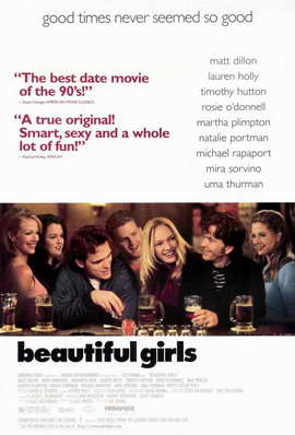 Beautiful Girls - 11 x 17 Movie Poster - Style A