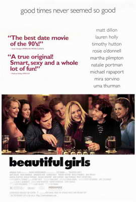 Beautiful Girls - 27 x 40 Movie Poster - Style A