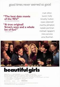 Beautiful Girls - 43 x 62 Movie Poster - Bus Shelter Style A