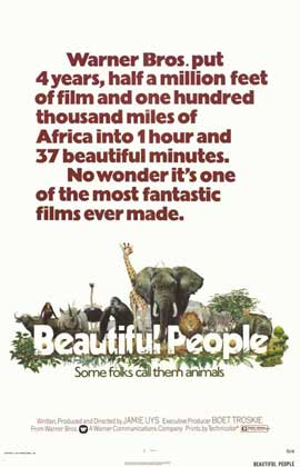 Beautiful People - 11 x 17 Movie Poster - Style B