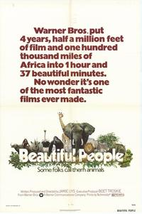 Beautiful People - 27 x 40 Movie Poster - Style B