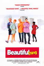 Beautiful Thing - 11 x 17 Movie Poster - Style B