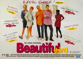 Beautiful Thing - 11 x 17 Movie Poster - Style A