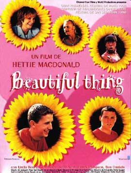 Beautiful Thing - 11 x 17 Movie Poster - Spanish Style A