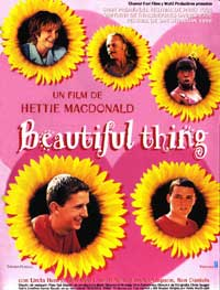 Beautiful Thing - 27 x 40 Movie Poster - Spanish Style A