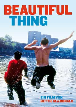 Beautiful Thing - 11 x 17 Movie Poster - German Style A