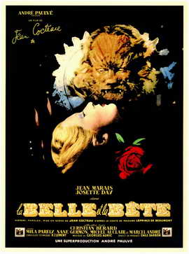Beauty and the Beast - 11 x 17 Movie Poster - Style A