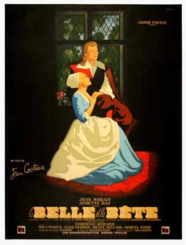 Beauty and the Beast - 11 x 17 Movie Poster - Style B