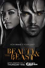 Beauty and the Beast (TV) - 27 x 40 TV Poster - Style A