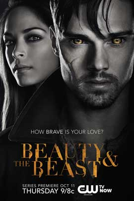 Beauty and the Beast (TV) - 11 x 17 TV Poster - Style A