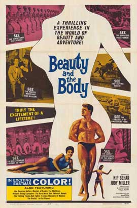 Beauty and the Body - 11 x 17 Movie Poster - Style A