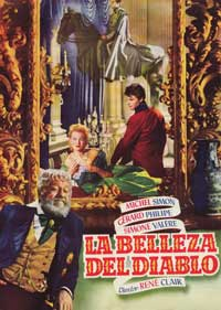 Beauty and the Devil - 11 x 17 Movie Poster - Style A