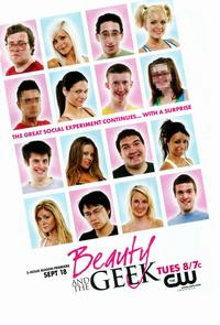 Beauty and the Geek - 11 x 17 TV Poster - Style A