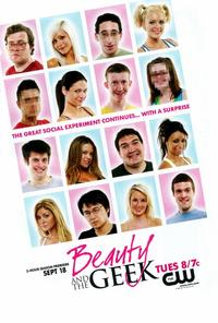 Beauty and the Geek - 27 x 40 TV Poster - Style A