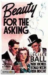 Beauty for the Asking - 27 x 40 Movie Poster - Style A
