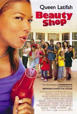 Beauty Shop - 11 x 17 Movie Poster - Style A