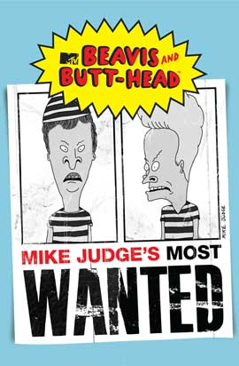 Beavis and Butt-Head (TV) - 11 x 17 TV Poster - Style A