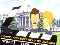 Beavis and Butt-Head Do America - 8 x 10 Color Photo #2