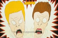 Beavis and Butt-Head Do America - 8 x 10 Color Photo #4