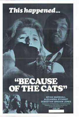 Because of the Cats - 27 x 40 Movie Poster - Style A