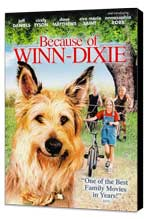 Because of Winn Dixie - 11 x 17 Movie Poster - Style D - Museum Wrapped Canvas