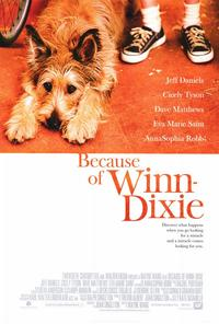 Because of Winn Dixie - 11 x 17 Movie Poster - Style A