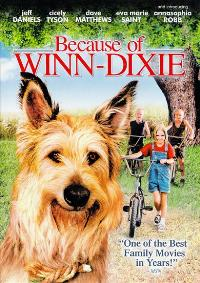 Because of Winn Dixie - 27 x 40 Movie Poster - Style D