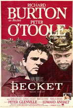 Becket - 27 x 40 Movie Poster - Style B