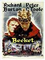 Becket - 27 x 40 Movie Poster - French Style A