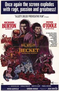 Becket - 11 x 17 Movie Poster - Style C