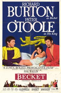 Becket - 43 x 62 Movie Poster - Bus Shelter Style A