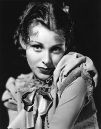 Becky Sharp - 8 x 10 B&W Photo #1