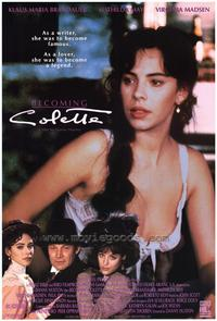 Becoming Colette - 27 x 40 Movie Poster - Style A