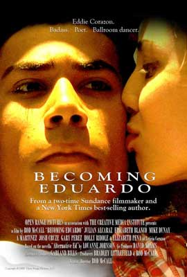 Becoming Eduardo - 27 x 40 Movie Poster - Style A