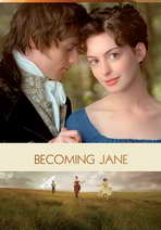 Becoming Jane - 27 x 40 Movie Poster - Style C