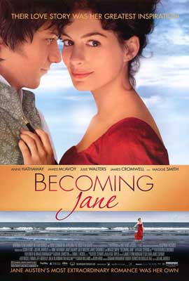 Becoming Jane - 27 x 40 Movie Poster - Style A