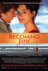Becoming Jane - 27 x 40 Movie Poster - Style B