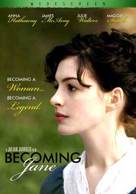 Becoming Jane - 11 x 17 Movie Poster - Style D