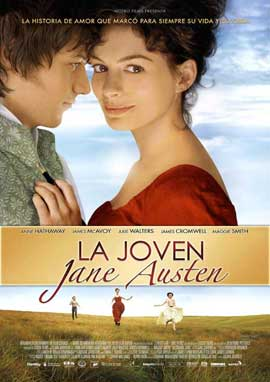 Becoming Jane - 27 x 40 Movie Poster - Spanish Style D